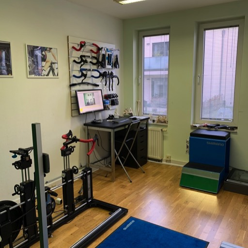 Bike Sizing und Bike Fitting bei der Bike Academy Berlin.